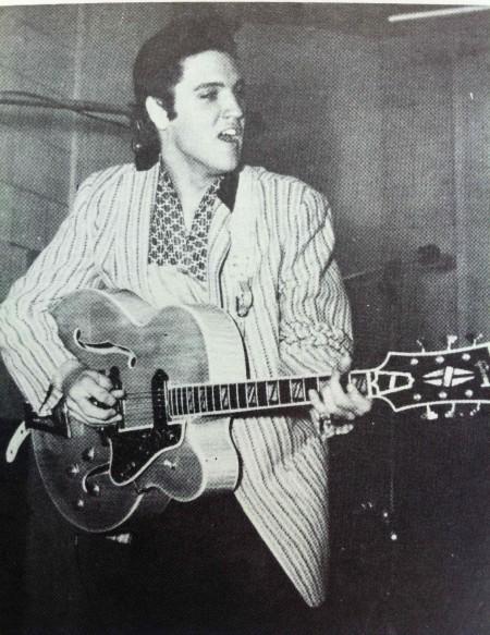 Elvis Presley – Got A Lot O' Livin' To Do – Pirate Records/Ghost